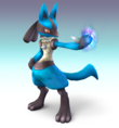 SSBB Artwork Lucario.png