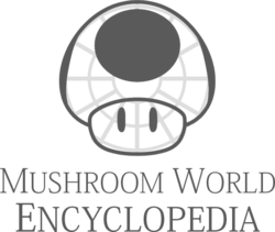 Mushroom world encyclopedia Logo neutral.png